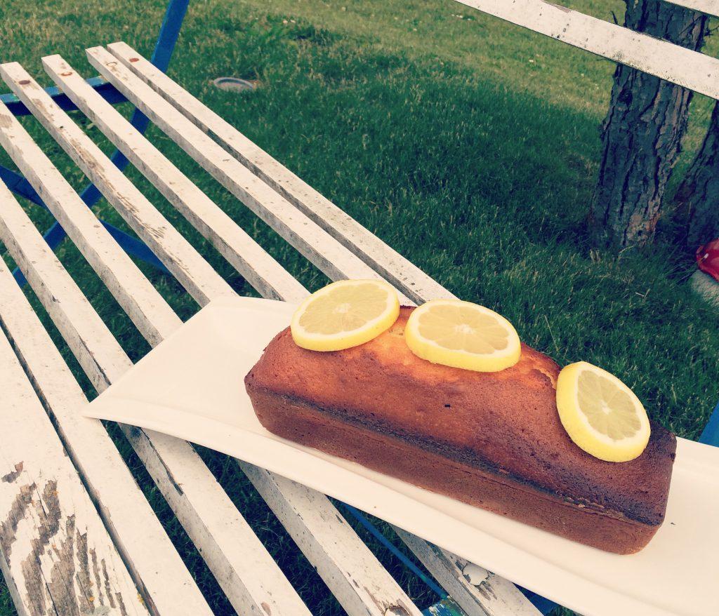 Cake infiniment citron par Pierre Hermé