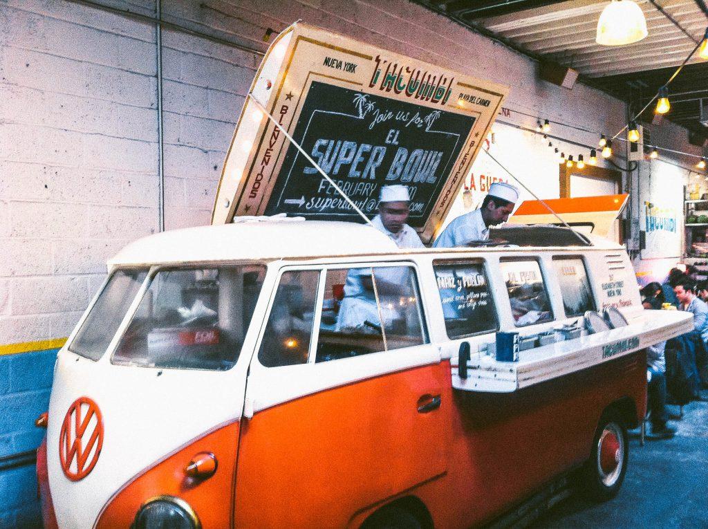 Tacombi, un food truck tendance au cœur de Manhattan