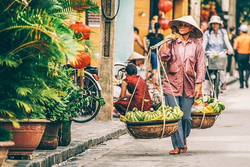L'impériale cité de Hué et la belle Hội An
