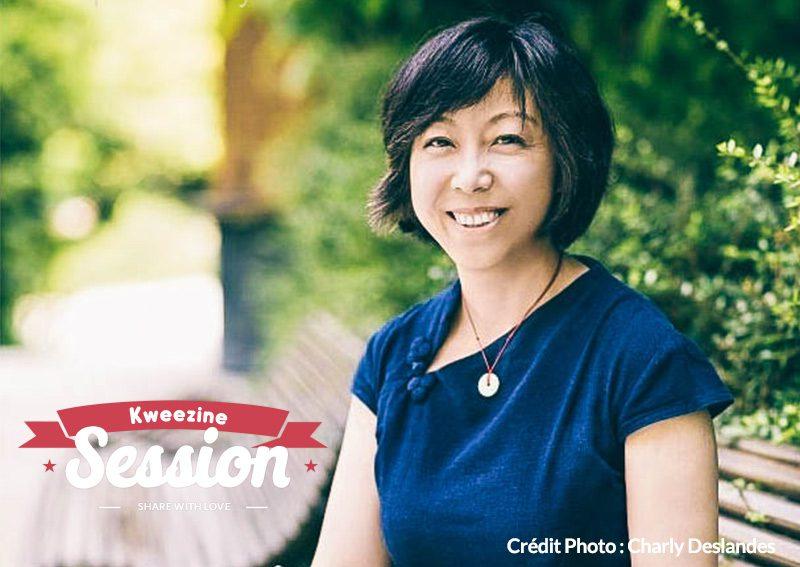 Participez à une Kweezine Session privée avec Margot Zhang
