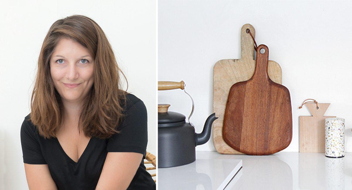 Une pause thé avec la designer Caroline Gomez