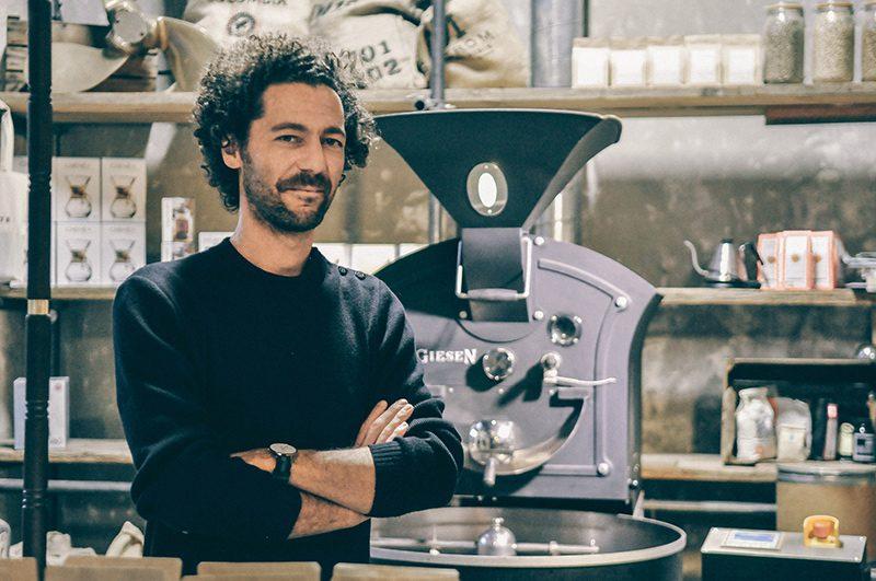 La leçon de café par L'Alchimiste