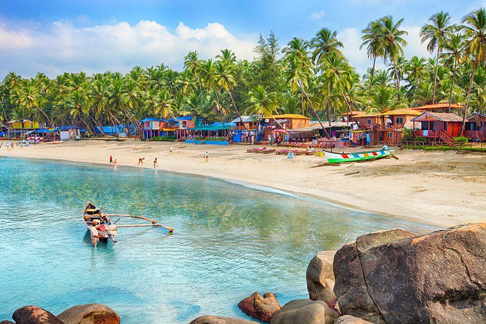 Goa: Mange, Prie, Aime