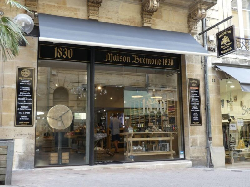 Maison Bremond arrive à Bordeaux