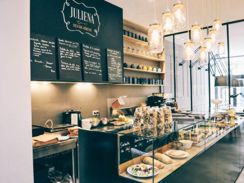 Juliena, le salon de thé des Chartrons