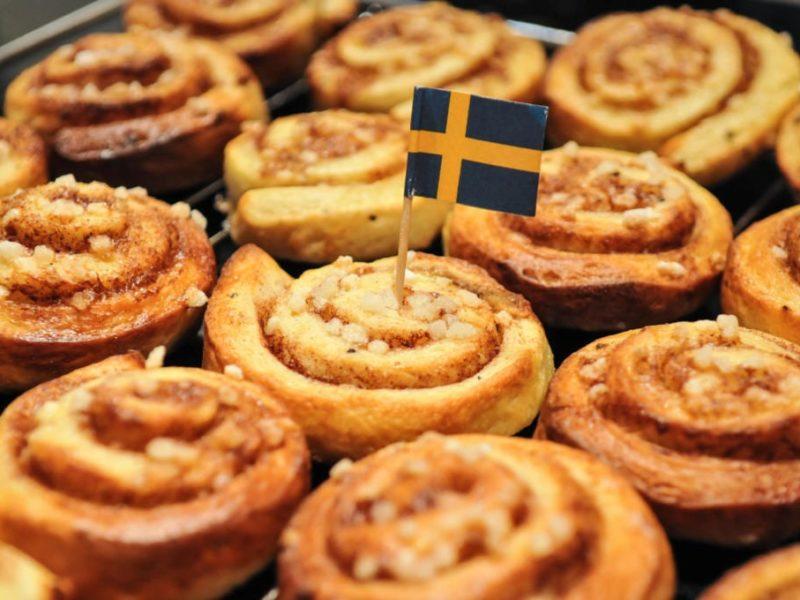 Voyage culinaire en Suède avec Delphine