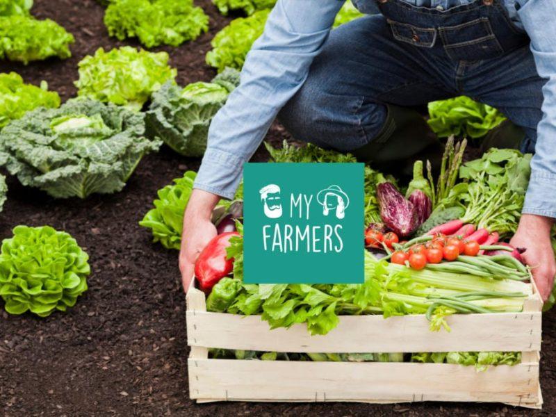 MY FARMERS : Localisez en un clic des agriculteurs proches de vous