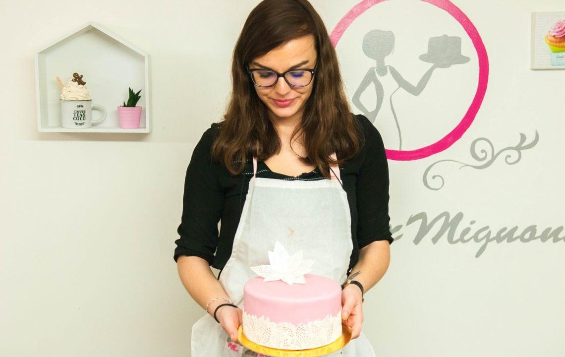 Un atelier Cake Design chez Gateaux Mignons