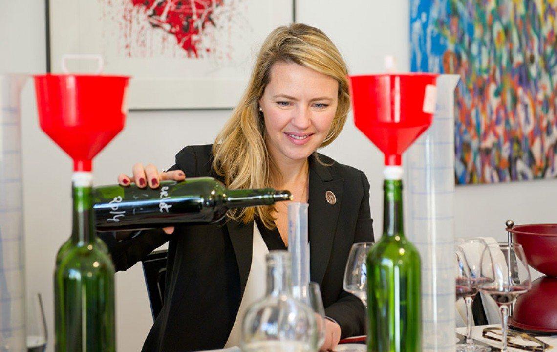 B-Winemaker, une expérience unique pour créer son propre vin !