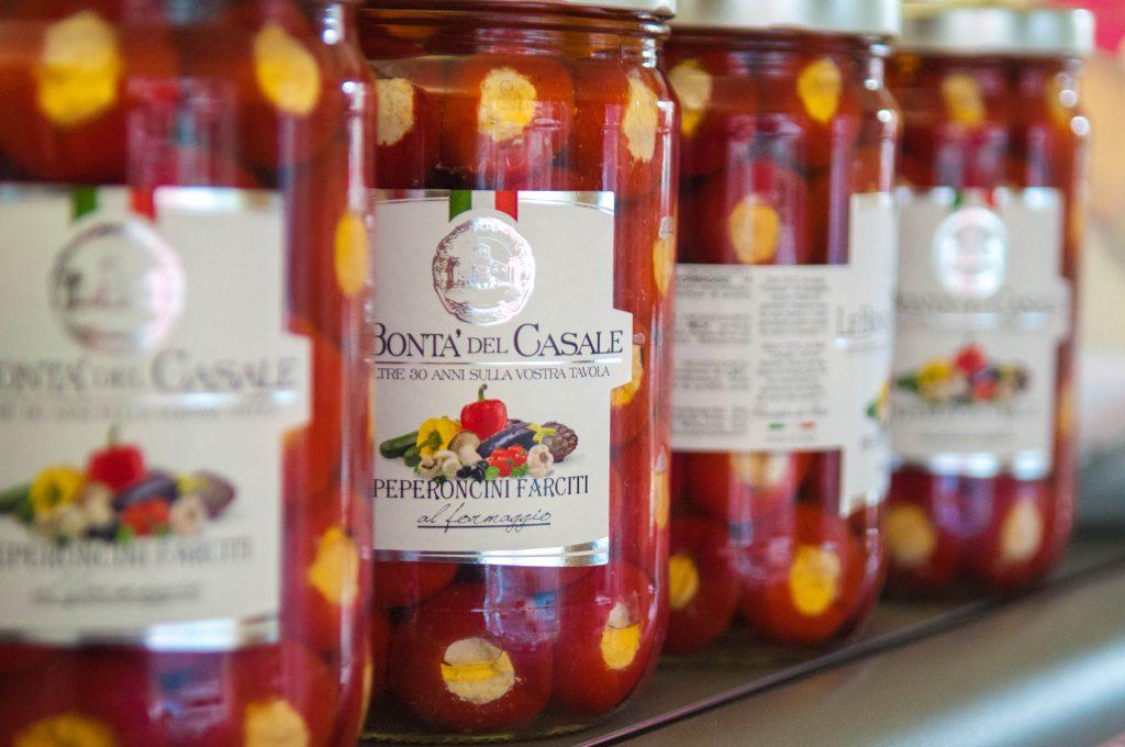 Produits d'Italie