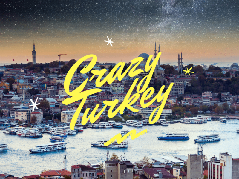 Crazy Turkey