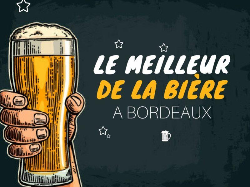 Les meilleurs caves et bars à bières de Bordeaux