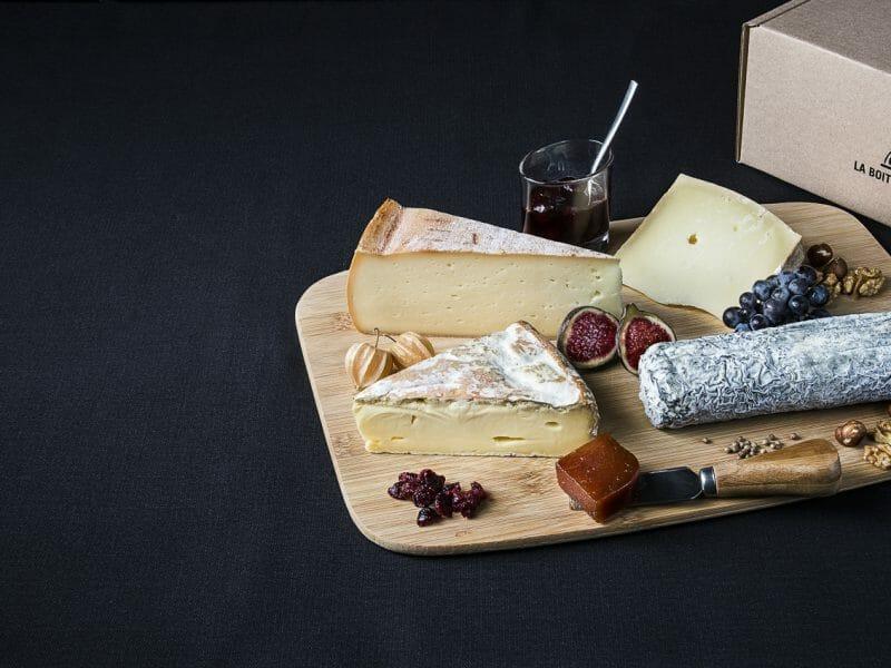 La Boîte du Fromager, une super idée pour découvrir des fromages 100% fermiers à travers des box livrées à domicile