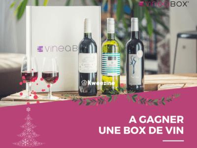 Jeu concours VineaBox