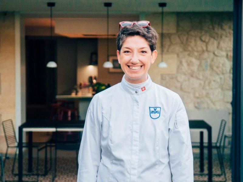 Des cours de cuisine pas comme les autres à Bordeaux avec Anne Fahmy