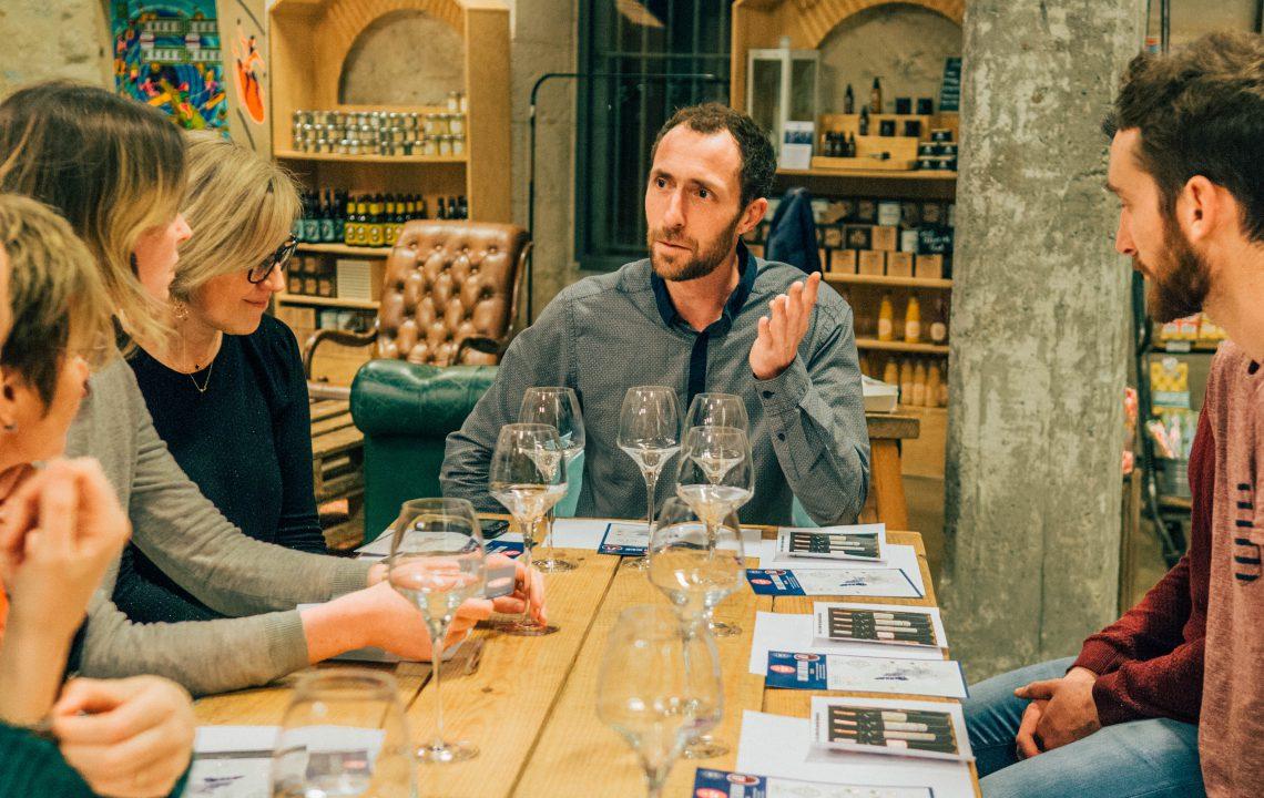 Les Conteurs de Vin : un club de dégustation itinérant à Bordeaux