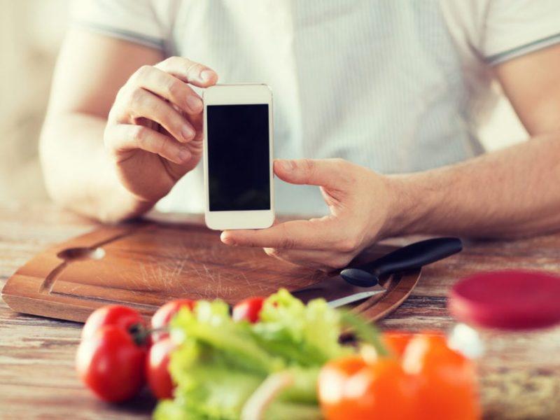 Les applications qui prennent soin de votre alimentation !