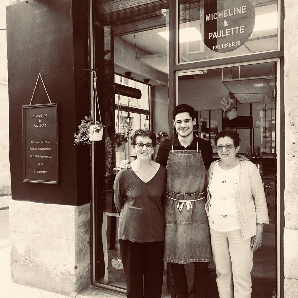 Pâtisserie Micheline & Paulette