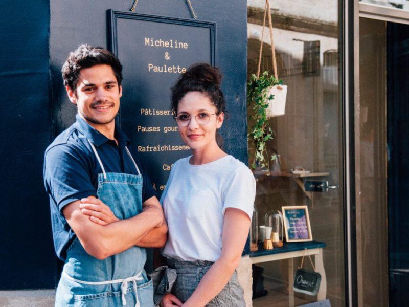 Micheline & Paulette : Les pâtisseries d'antan remises au goût du jour