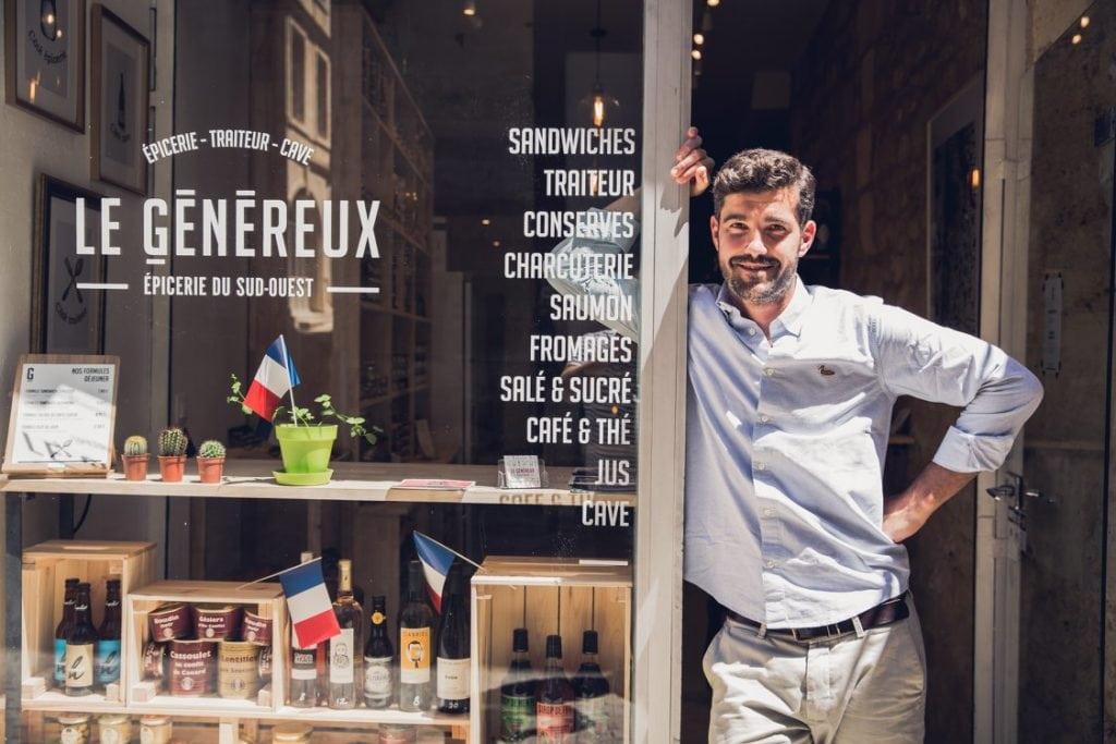 Le Généreux, une épicerie aux délicieuses saveurs du Sud-Ouest !