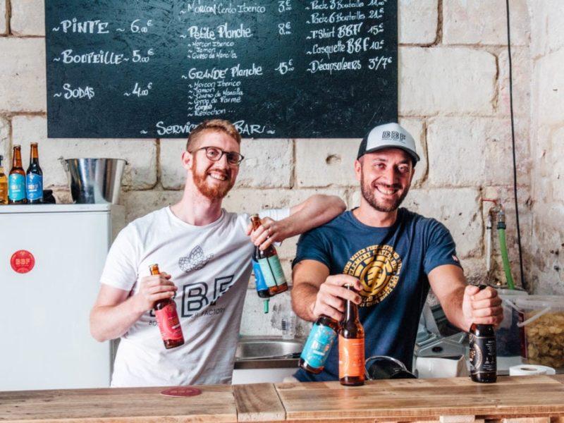 Bordeaux Beer Factory, la nouvelle brasserie urbaine de Bordeaux !