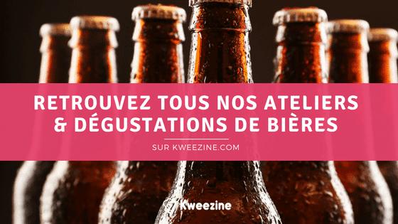 Ateliers bières sur Bordeaux