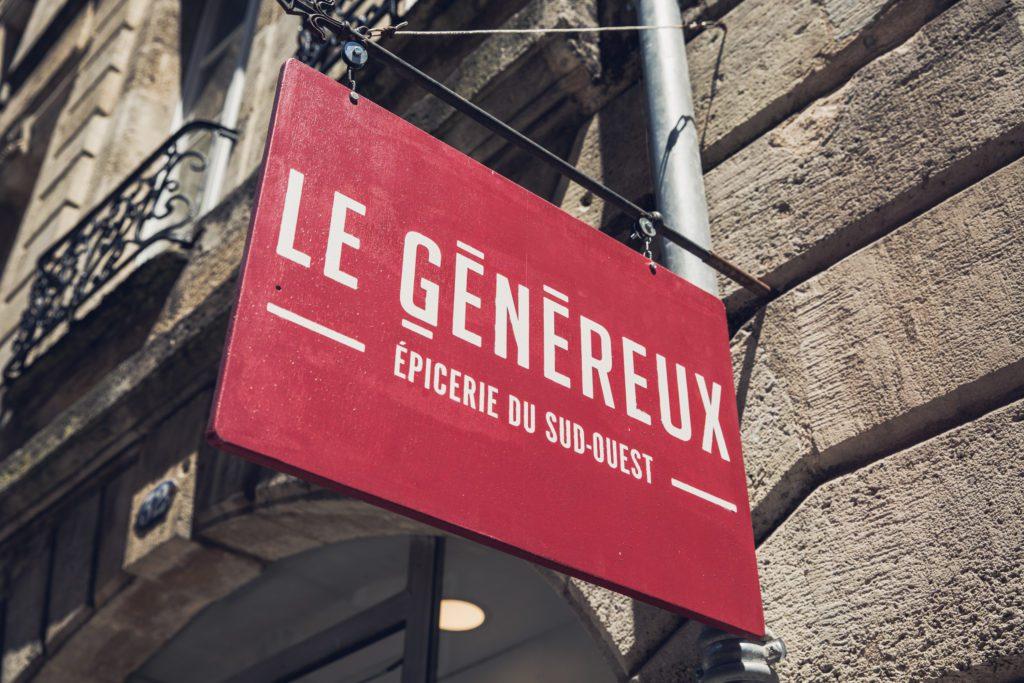 Épicerie Le Généreux