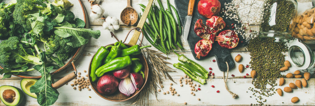 Aliments pour affronter l'hiver
