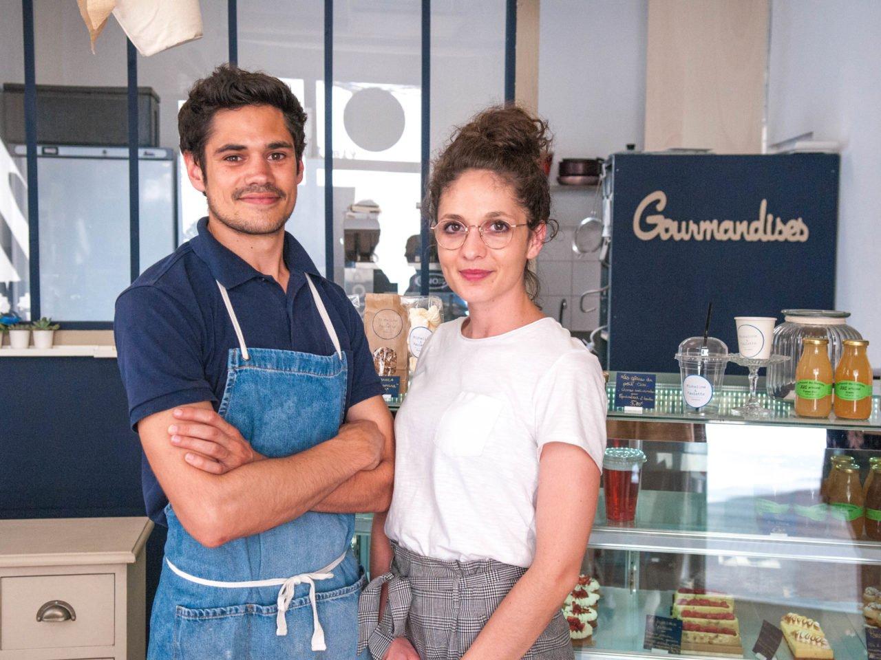 Pâtisserie Micheline et Paulette