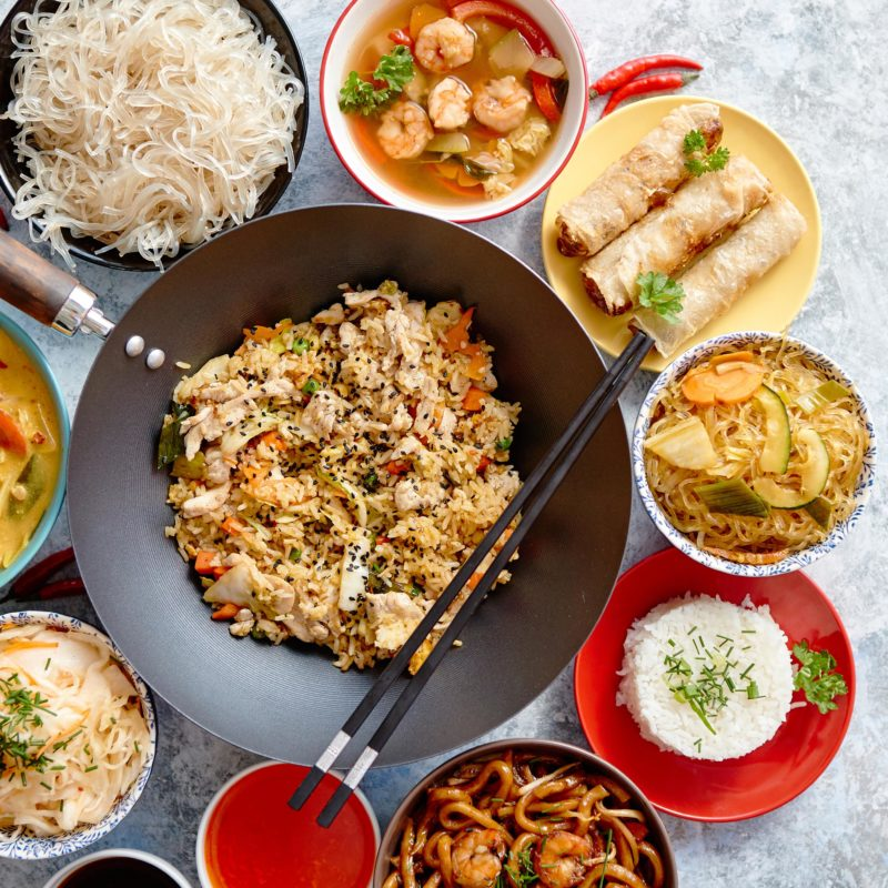 Le meilleur des Restaurants Asiatiques bordelais