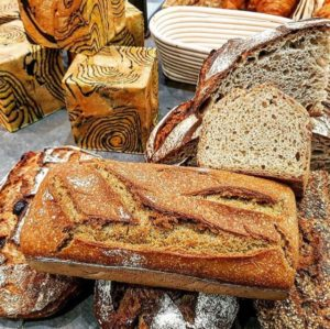 pain et pain de mie